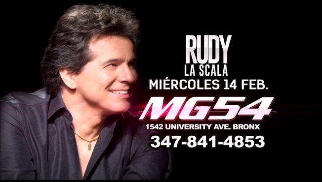 Flyer for Rudy La Scala y Arturus La Estrella en Bronx NY