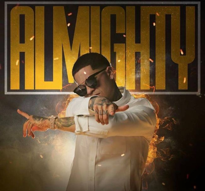 """Flyer for Almighty """"The Game Changer"""" in San Francisco,CA"""