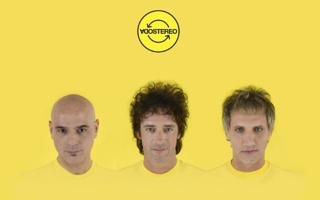 Flyer for Soda Stereo: El Tributo by Stereomaniacs
