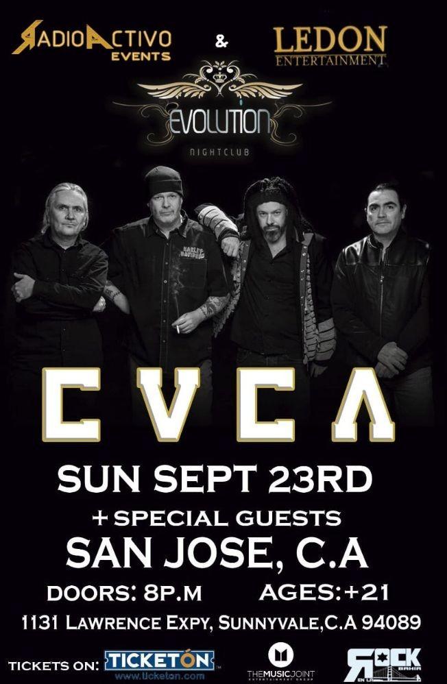 Flyer for Cuca En Sunnyvale,CA