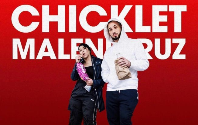 Flyer for Chicklet & Maleni