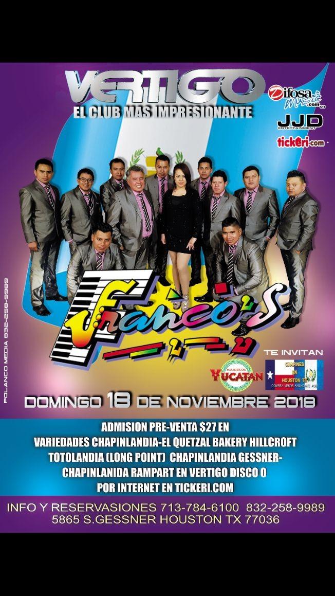 Flyer for FRANCOS