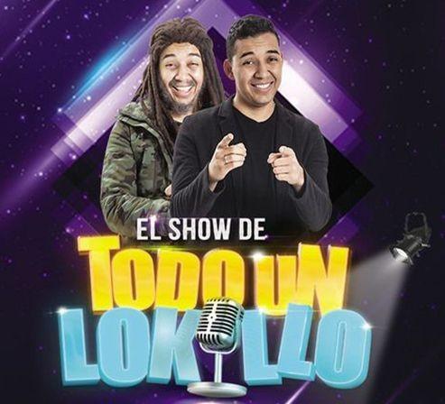 """Flyer for Lokillo y Su Nuevo Show """"Dejen El Show"""" en Miami,FL"""