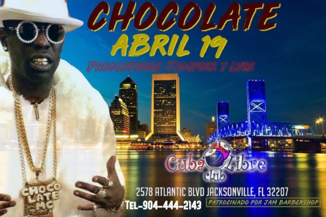 Flyer for Chocolate