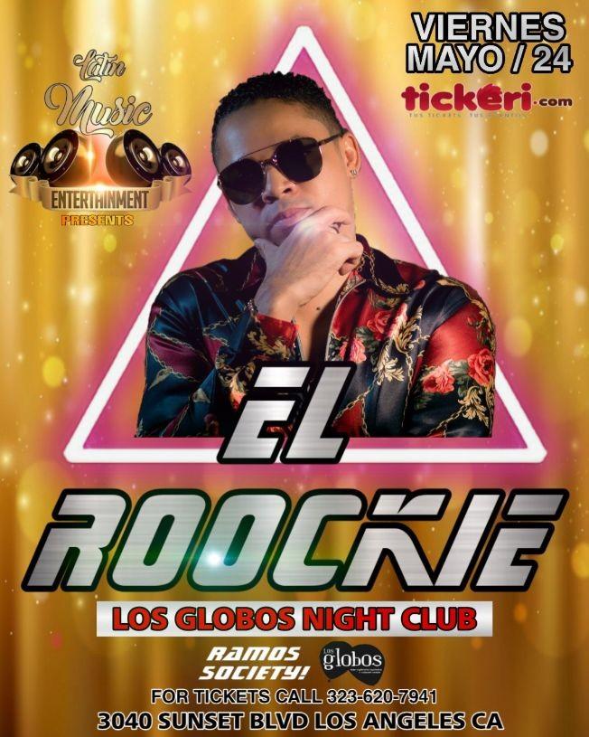 Flyer for EL ROOCKIE