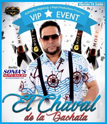 Flyer for El Chaval en Lynn