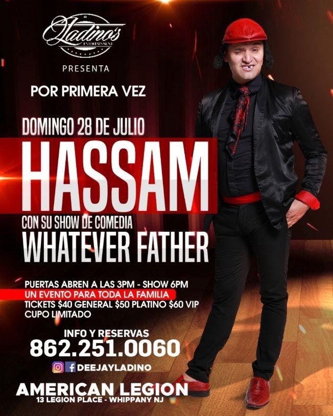 Flyer for HASSAM