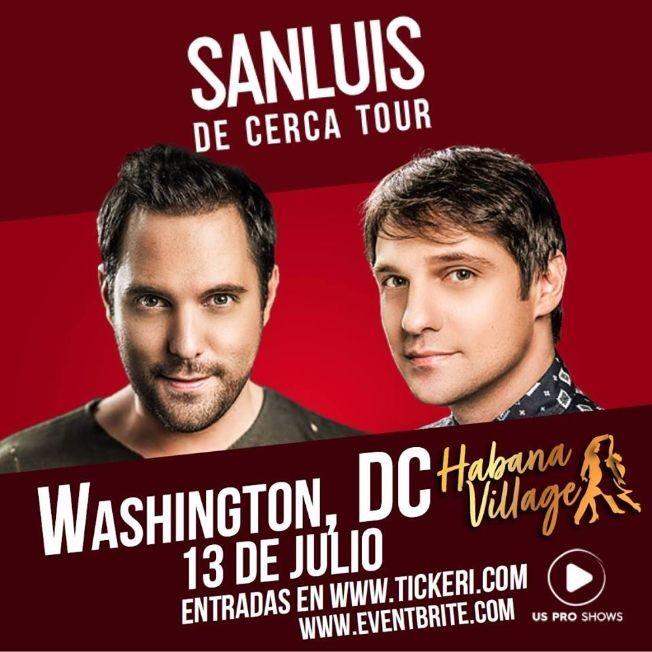 Flyer for SanLuis de Cerca