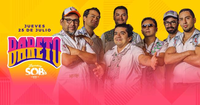 Flyer for Bareto with special guest Escarioka e DJ Chichadelico