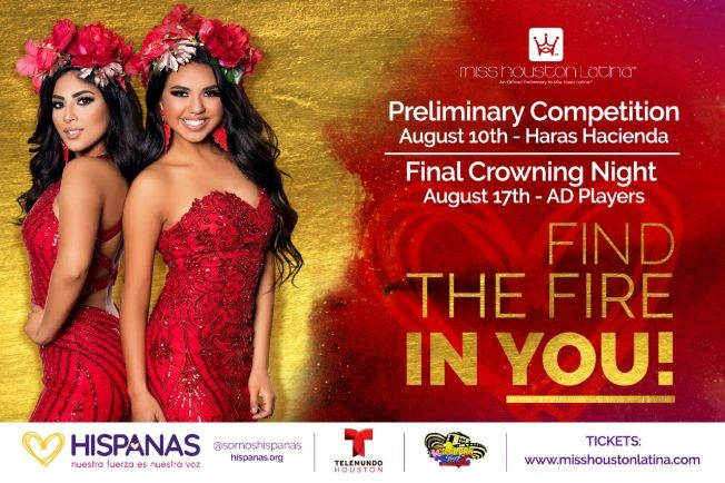 Flyer for Preliminary Competition at Haras Hacienda
