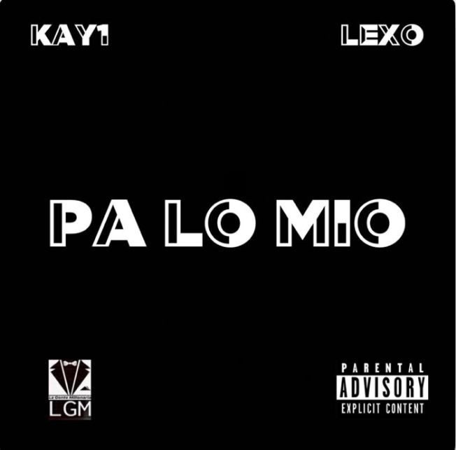 """Flyer for """"Pa Lo Mio"""" Official 5k Day Party"""