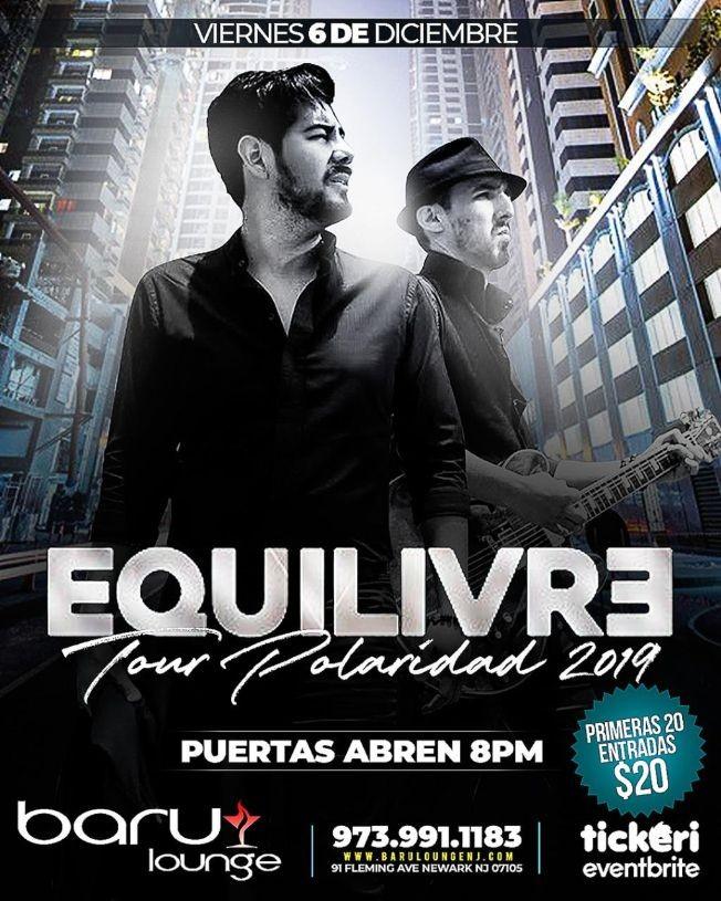 Flyer for EQUILIVRE