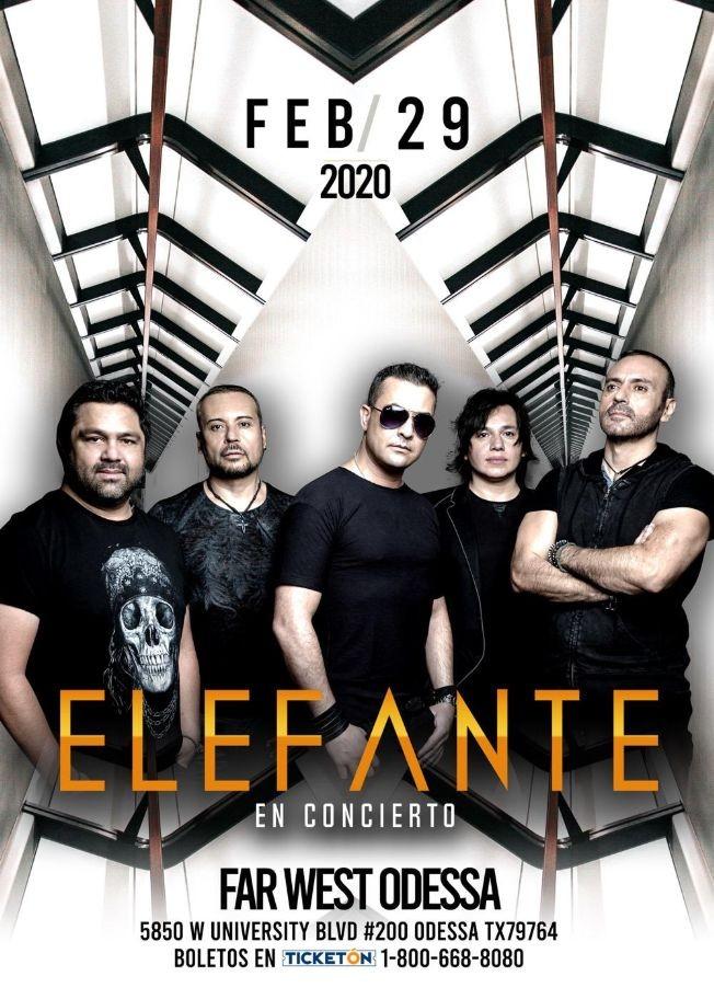 Flyer for ELEFANTE EN ODESSA