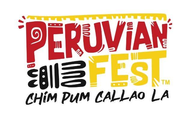 Flyer for Peruvian Fest Chim Pum Callao LA 2021