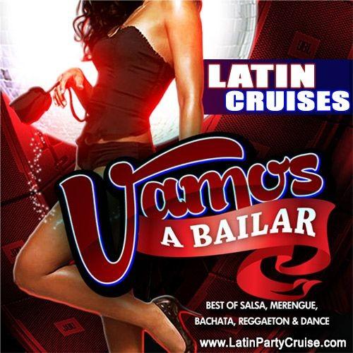Flyer for September 26th Latin Midnight Cruise