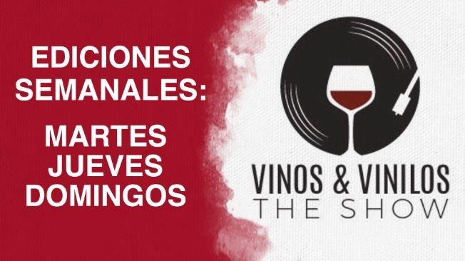 Flyer for Membresía Vinos y Vinilos