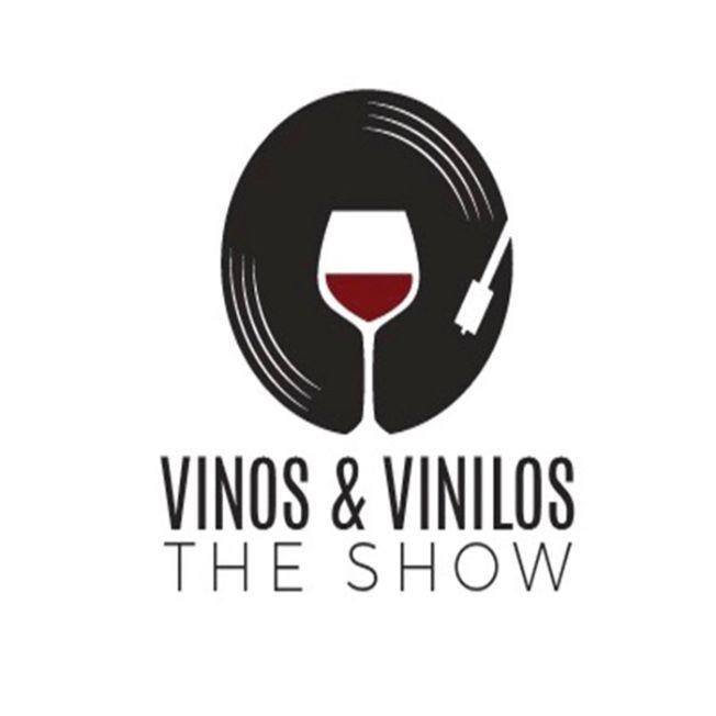 Flyer for Vinos & Vinilos The Club