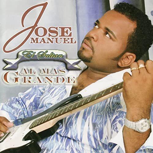 Flyer for JOSE MANUEL EL SULTAN  bachata hit ELIZABETH