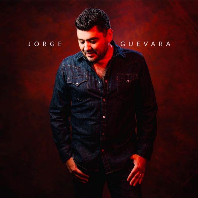 Flyer for JORGE GUEVARA LA VOZ de CAOS Y ELEFANTE