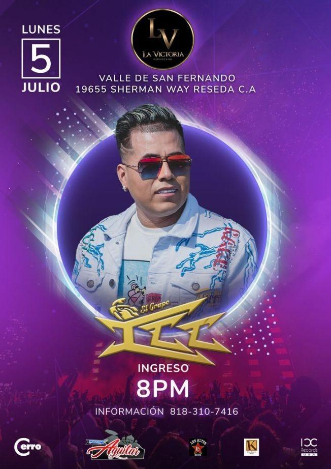 Flyer for ICC EN EL VALLE DE SAN FERNANDO, CA