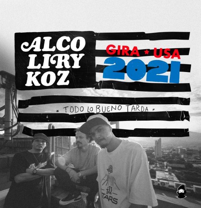 Flyer for Alcolirykoz orlando fl **Cancelled